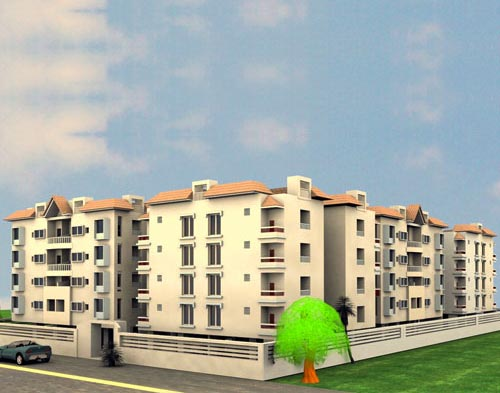 2 BHK Affordable Flat in Ahmedabad