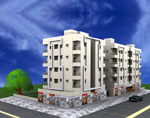 Affordable Apartments for Sale in Shilaj